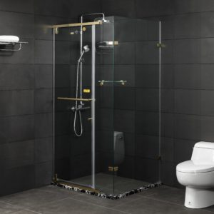Phòng tắm kính Fendi FDG – 3X3
