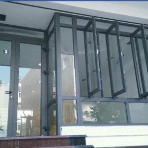 Cửa nhôm PMA giá rẻ tại Nam Hải Glass