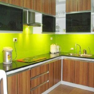 Kính màu ốp bếp BNH04