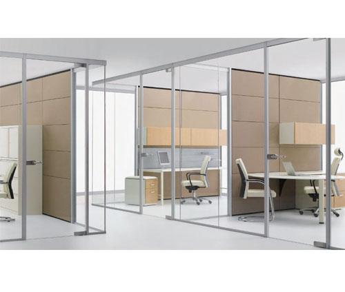 vách kính văn phòng vp05