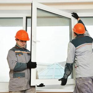 nguyên nhân và cách khắc phục cửa nhôm kính bị xệ